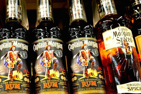Diageo pulls Captain Morgan Snapchat advertising globally as UK bans alcohol ad for appealing to under-18s
