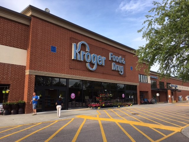 A hammer with a banana? Kroger may partner with hardware chain Ace.
