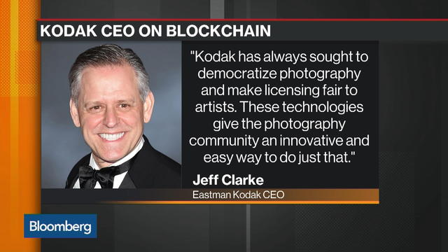 Good Luck Spending Your KodakCoins – Bloomberg