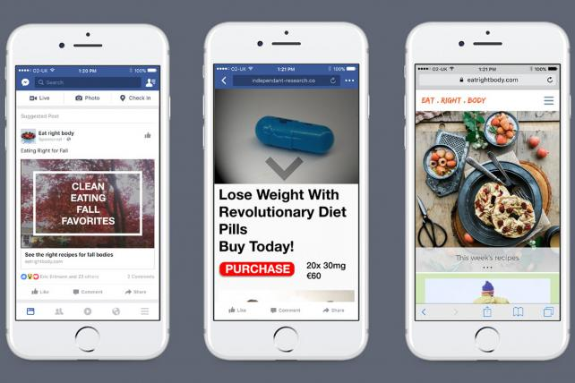 Facebook Uses AI to Stop Spammers From Cloaking Their Tracks