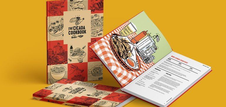 Leftovers: Frank's RedHot heats up summer with cicada cookbook; Milk Bar ice cream hits freezer section