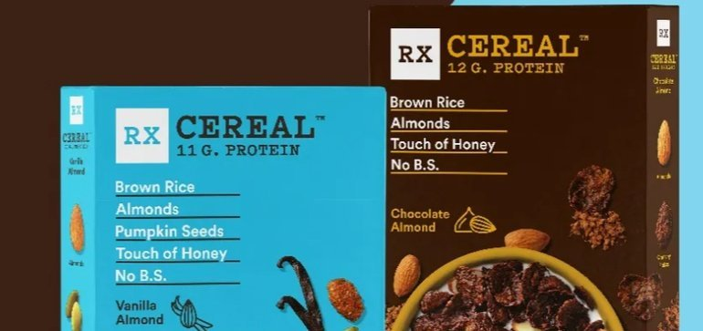 Kellogg's RX brand launches protein-rich cereals